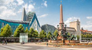 Mieten und kaufen kann sich in Leipzig noch sehr lohnen.