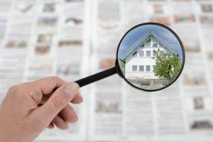 Auf Wohnungssuche sollten Mieter auch selbst aktiv werden.