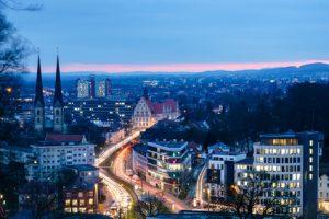 Auch in Bielefeld müssen Mieter mit hohen Mietpreisen rechnen.
